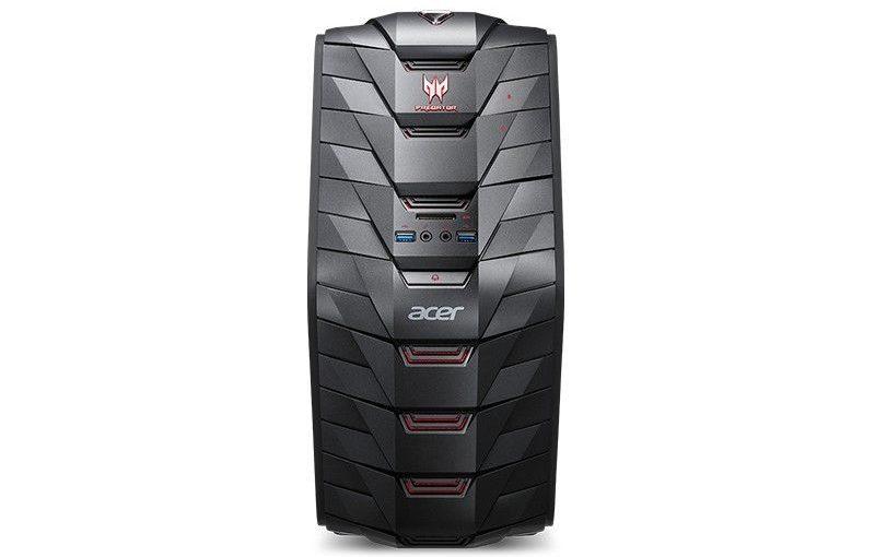 ACER Predator G3-710 3.6GHz i7-7700 Noir PC