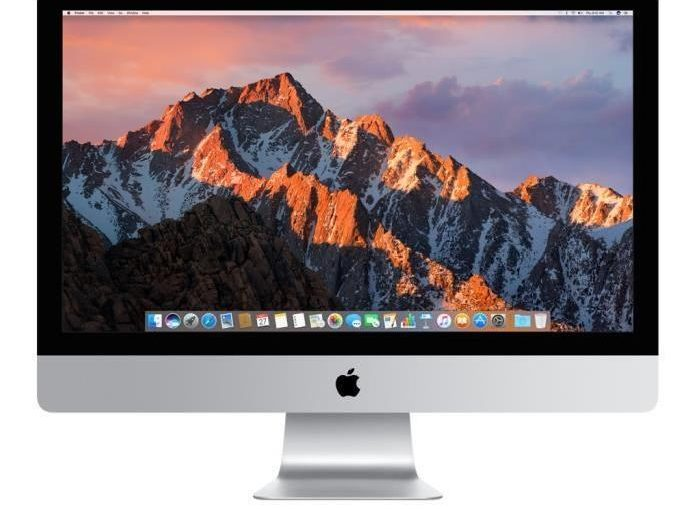 APPLE iMac – 27′ 5K Retina – RAM 16 Go – i5 3,3 Ghz – 3To Fusion Drive – Sur mes