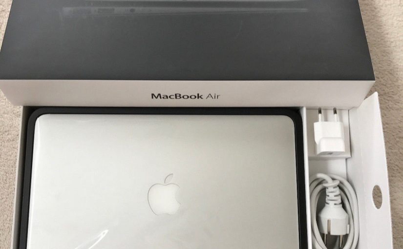 APPLE Macbook AIR 11′ Intel Core i5 1.6Ghz/2G/60Go SSD mod 2011