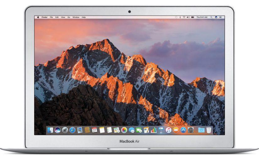 Apple Macbook Air 13.3 Dual-Core i5 1.8GHz 8GB 256GB Silver -MQD42 [US Keyboard]