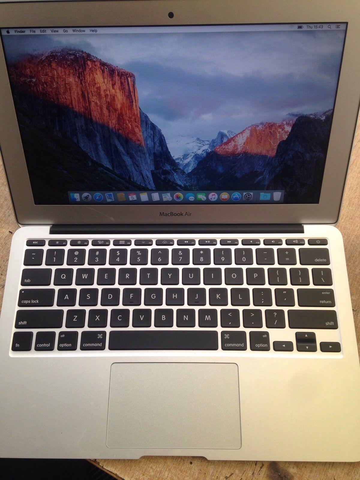 achat apple macbook air a1465 11 laptop mjvm2b a early. Black Bedroom Furniture Sets. Home Design Ideas