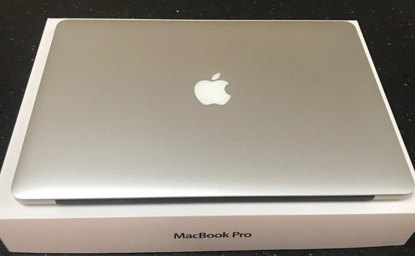Apple MacBook Pro A1398 15.4″ Laptop – I7 / 16GB/512SSD /A, Aluminum