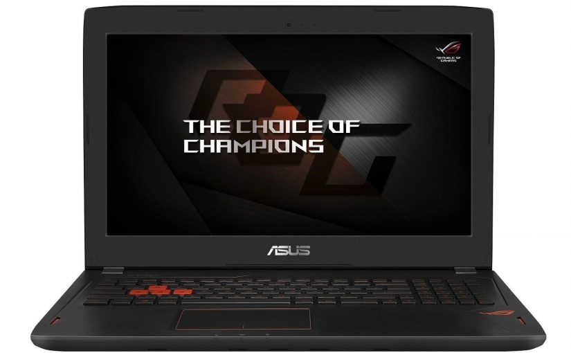 Asus ROG G502VS-FY275T PC portable Gamer 15″ Full HD Gris
