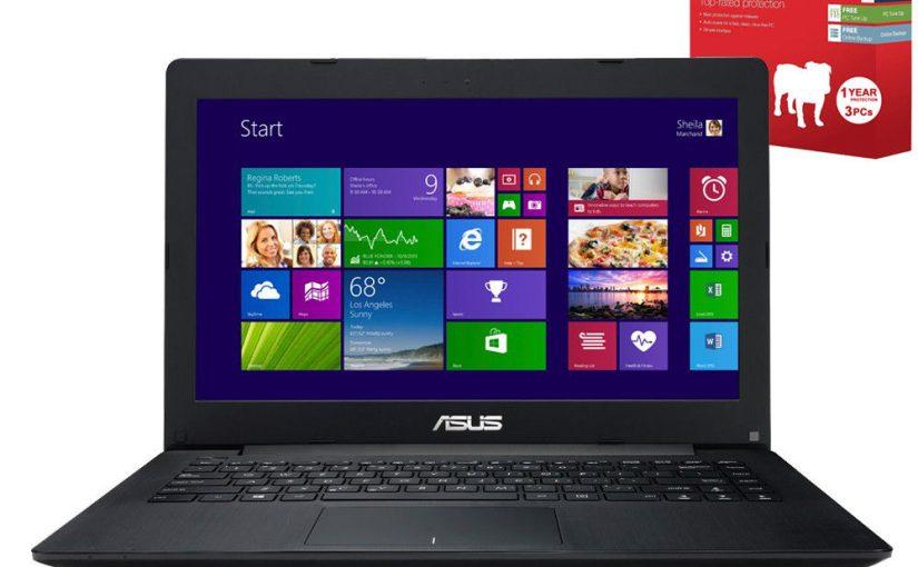 ASUS X453MA 14″ Pas cher Ordinateur portable Intel Dual Core N2840 2 GO RAM,