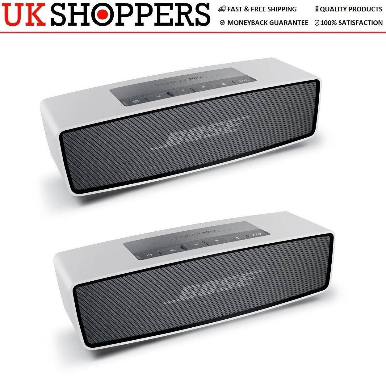 achat bose soundlink mini portable wireless bluetooth mobile speaker new fast pas cher. Black Bedroom Furniture Sets. Home Design Ideas