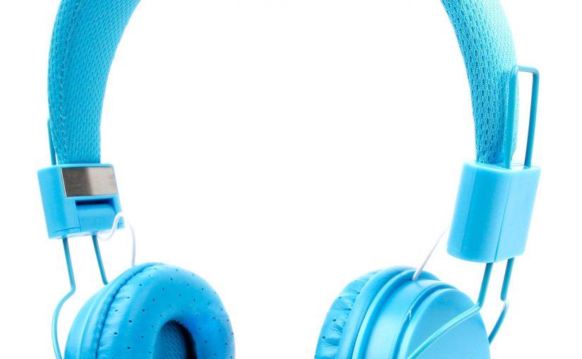 Casque bleu enfant pour PC ESSENTIELB Smart'MOUV, Smart'MOUV W10 –  microphone