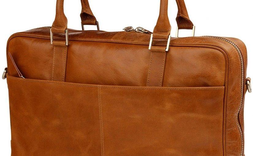 dbramante1928 Rosenborg Sacoche en cuir pour Ordinateur Portable/MacBook 14″…