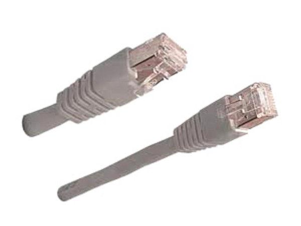 DESTOCKAGE : Câble réseau droit blindé ethernet RJ45 (cat.5) 20m