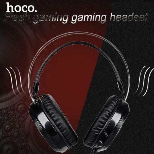 HOCO W7 Câblé Gaming Casque De Musique Joueur Pour Ordinateur Jeu Bruit GH