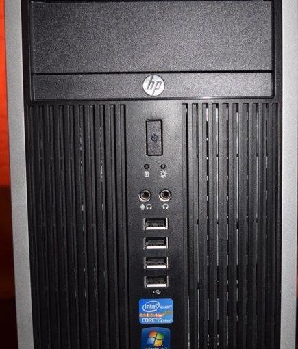 HP Compaq 8200 Elite 500 GB, Intel Core i5 2. Gen, 3.3 GHz, 4 GB, WLAN,2GB Graf
