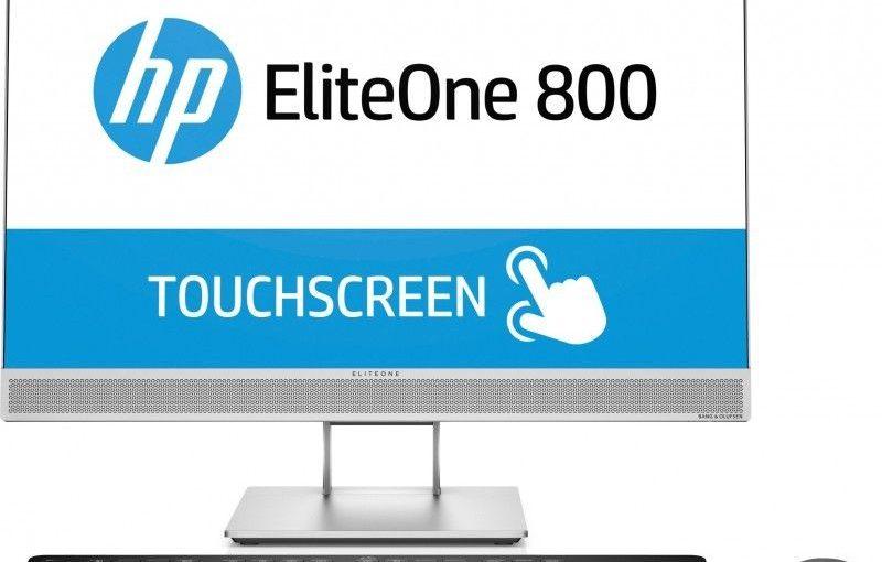 e247692c81279c Achat HP EliteOne Ordinateur tactile tout-en-un 800 G3 de 23,8 ...
