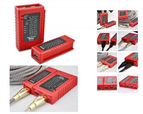 KALEA-INFORMATIQUE © – Testeur Professionnel Pour Cordon HDMI (Type A) et M