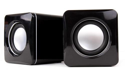 Mini enceintes / haut-parleurs USB pour Ordinateur portable, Netbook, PC bureau