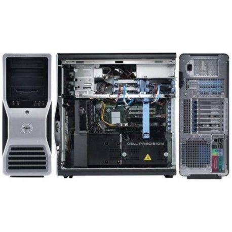 Ordinateur Occasion Dell Precision T5500 Reconditionne et Garantie 2 ans