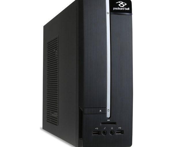 Packard Bell iMedia S2984 Desktop PC – INTEL J3060 4GB RAM 1TB HDD HD Graphics