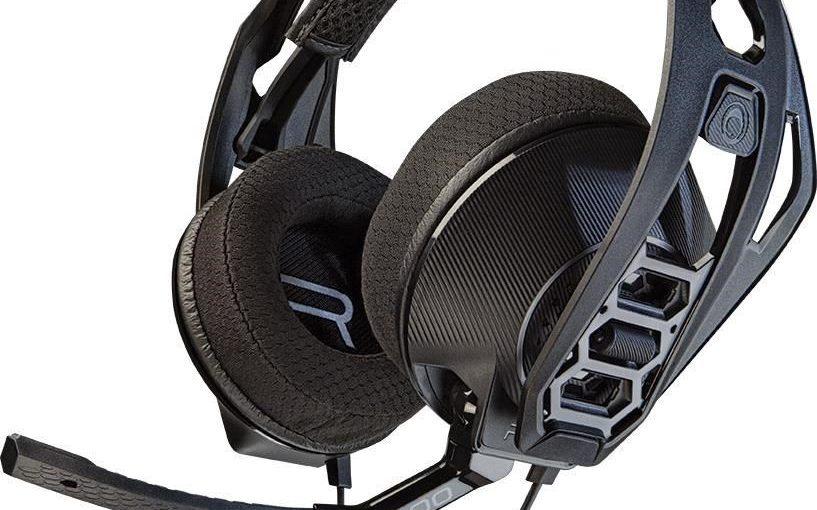 PLANTRONICS Foreuse 500 Stéréo Jeu écouteur pour PC