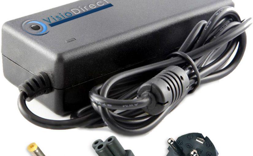Alimentation chargeur pour ordinateur portable HP PAVILION DV2110TX