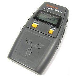 Cablematic – Testeur de câble réseau SC6106