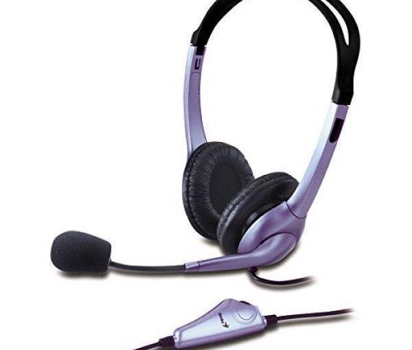 Genius Hs-04s – Auriculares con micrófono #4079