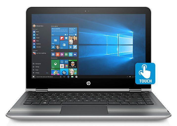 HP Pavilion x360 13-U114NA Intel Core i3 8GB 128GB Win 10 13.3″ Laptop (312323)