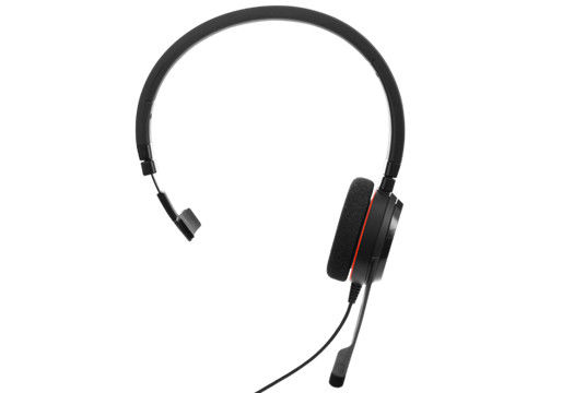 Jabra Evolve 20 MS Mono – Headset Wired On-Ear 4993-823-109