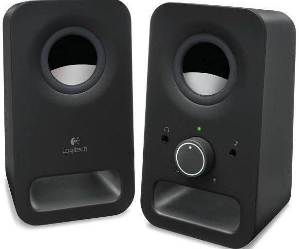 Logitech Z150 Haut-parleurs Multimédia (Minuit Noir) – GB