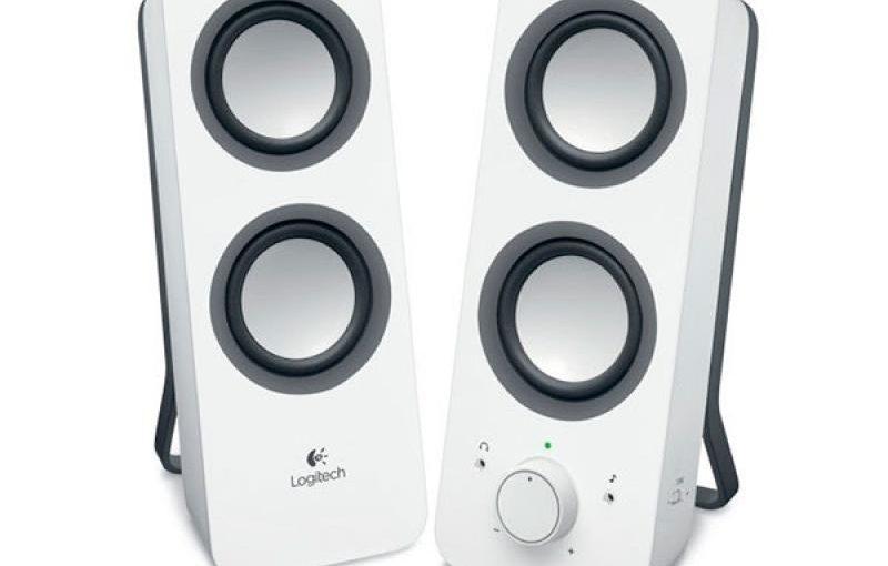 Logitech Z200 Blanco Sistema De Altavoces Estéreo 2.0 Con 10w De Potencia