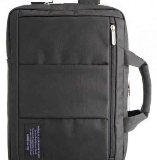 Sumdex Sacoche 3 en 1 pour ordinateur portable jusqu'à 33 cm/13″, modèle…