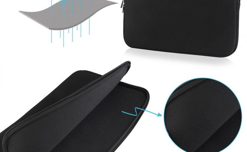 BESTOMZ Housse de Transport de Sac Ordinateur Portable Pour 13 Mac/Pro/Retina