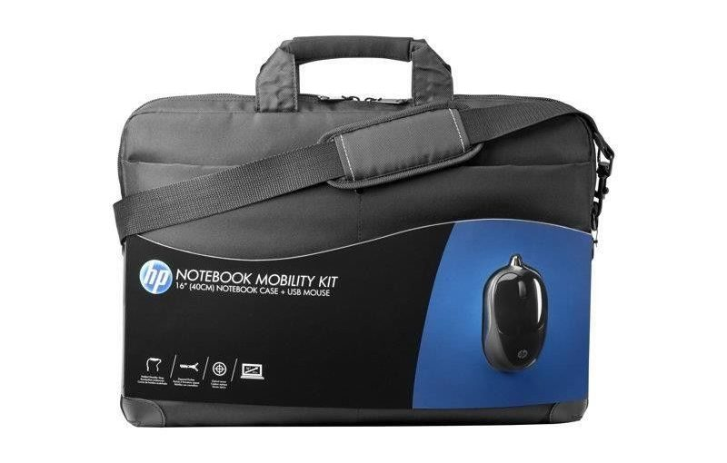 HP Sacoche pour ordinateur portable – Notebook Mobility Kit