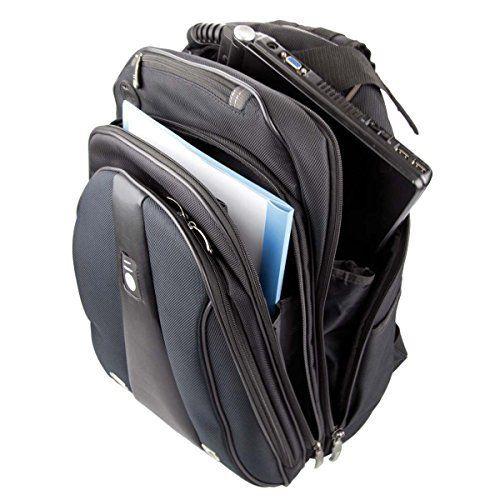 Masters 15.4″ Backpack 15.4″ Sac à dos Noir – sacoches d'ordinateurs portables