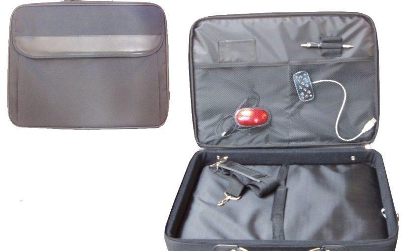 Sacoche Housse Sac pour PC portable Notebook Laptop 19 pouces 19″ + bandoullière