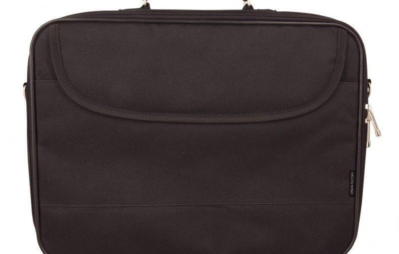 URBAN FACTORY AVB06UF 15.6″ Malette Noir sacoche d'ordinateurs portables
