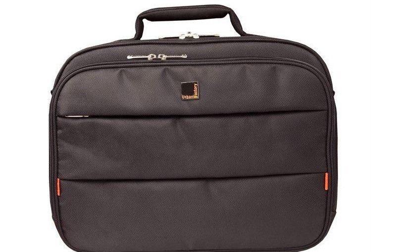 URBAN FACTORY Sacoche pour ordinateur portable – City Classic Case – 14.1″