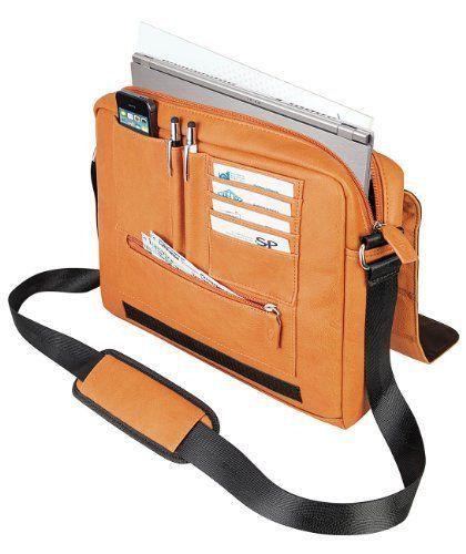 Wedo – GoFashion Pro Sacoche pour Tablette/Ordinateur [59 6006] [Orange] NEUF